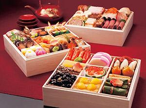1位:大丸・松阪屋のおせち料理