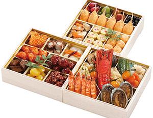 4位:東急百貨店のおせち料理