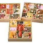松坂屋のおせち料理イメージ画像