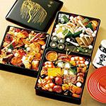 三越のおせち料理イメージ画像