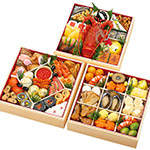 高島屋のおせち料理イメージ画像