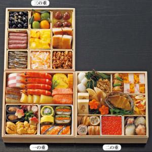 2位:オリジナルおせち料理「錦」