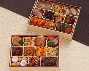 京都しょうざんの中華おせち「楼蘭」