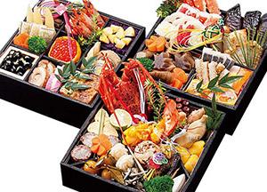 2位:高島屋のおせち料理