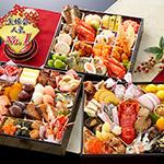 匠本舗のおせち料理イメージ画像