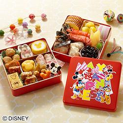 ベルーナ「ディズニーキャラおせち」も1万円