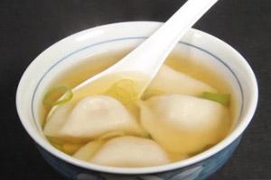 中国:水餃子