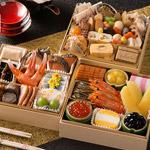 紀文のおせち料理イメージ画像