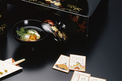 節供料理がおせち料理の起源と言われています!