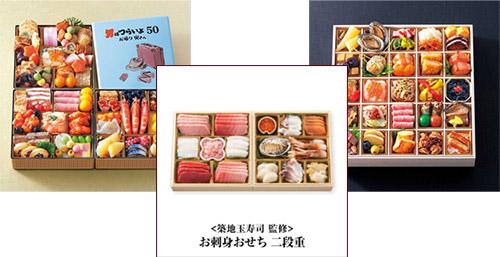 百貨店おせちランキング2020