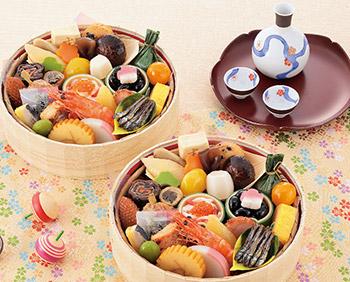 ランキング2位:京のおせちをオードブルで!