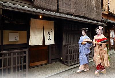 京都祇園料亭「岩本」