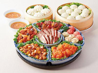 東急オリジナル中華おせち 祝菜
